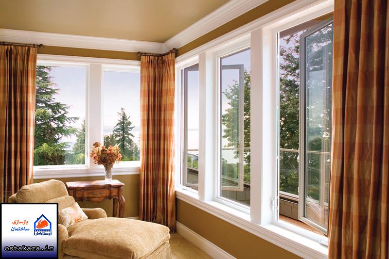 تزئينات پنجره های زیبای برایمنزلشما