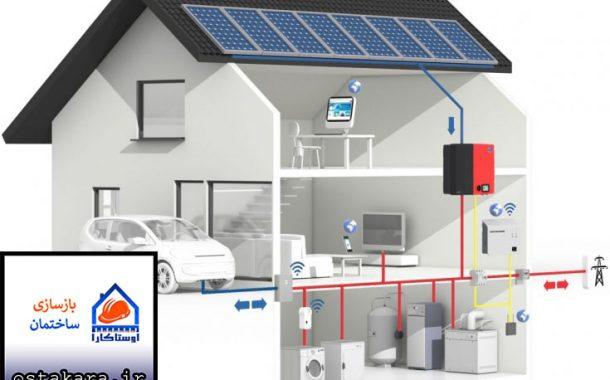 نکاتی پیرامون طرح نظام برقمنزلهای مسکونی
