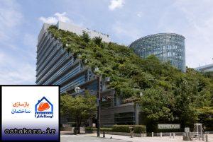 اهمیتگلشنهای پشت بامی در طراحی شهری واشکال