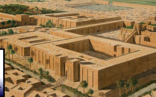 معماری در سومر تمدنی 4 هزار ساله