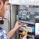تاسیسات الکتریکیدر ساختمان