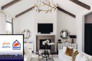ایده و طرح های هوشمندانه در طراحی داخلی خانه های مسکونی کوچک