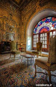 نگاهی به تاریخه تزینات طلایی ایران در حوزه معماری