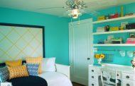 بازی رنگ ها در آرامش اتاق خواب شما