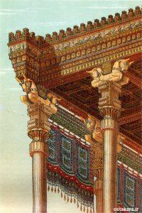 روش های بسیار جالب معماری در زمان هخامنشان