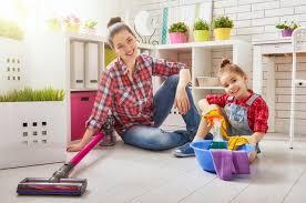 خانه تکانی و خانواده