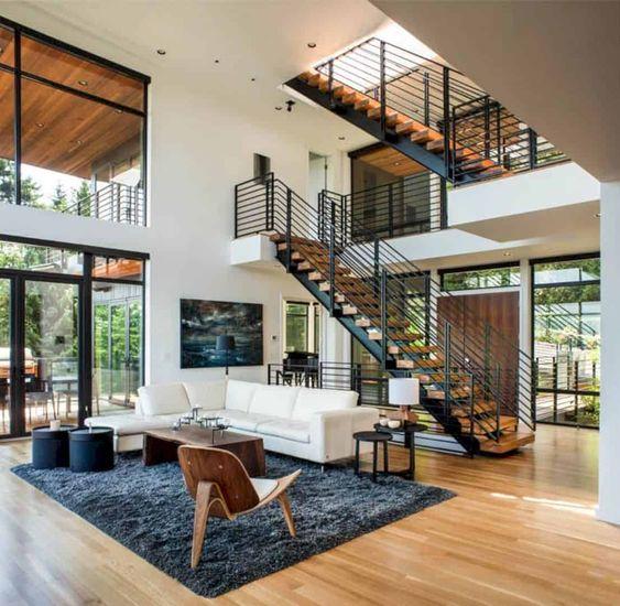 اهمیت فضای داخلی در معماری