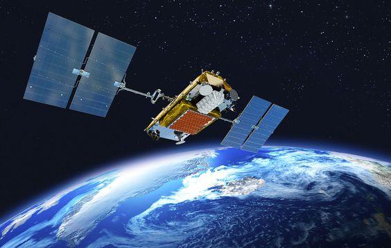 کنترل معماری توسط ماهواره ها