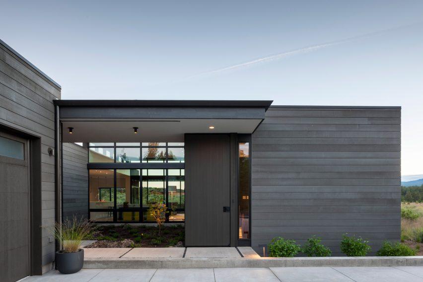 جذاب ترین نمونه های معماری مدرن