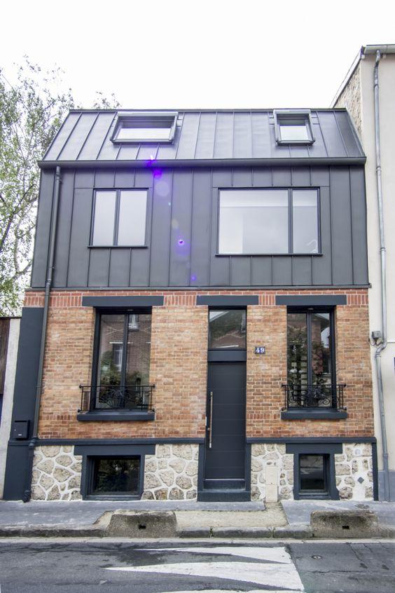 خصوصیات نمای ساختمان