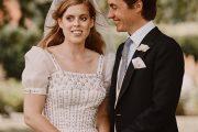 تصاویر مراسم عروسی پرنسس بئاتریس نوه ملکه انگلیس در سایت نیوز