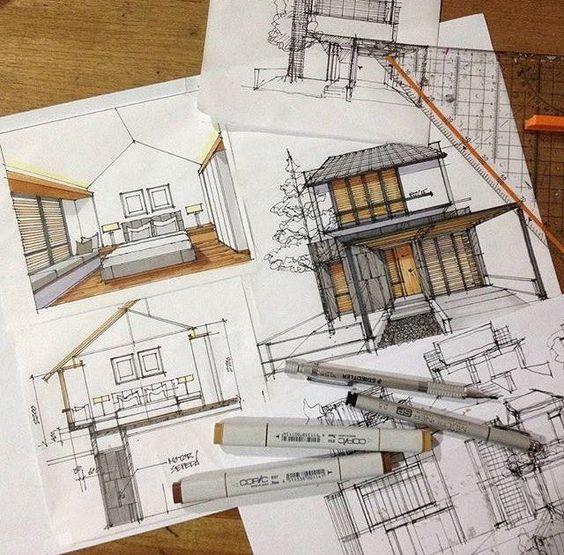 استفاده از راندو در شیت بندی معماری