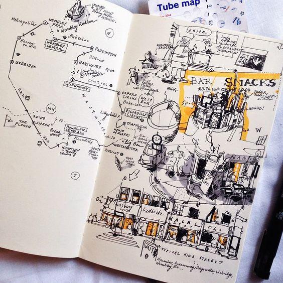ترسیم نقشه در شیت بندی معماری