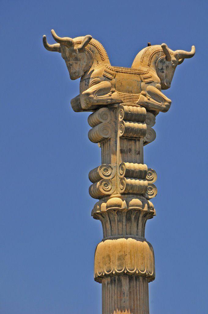 ستون فارسی