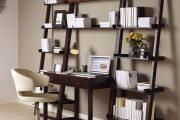 20 ایده و طرح برای میز مطالعه که هر کسی را عاشق کتاب خواندن می کند ( قسمت اول )