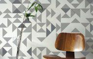 زیباترین ایده ی استفاده از کاغذ دیواری و دیوار برجسته - اوستاکارا